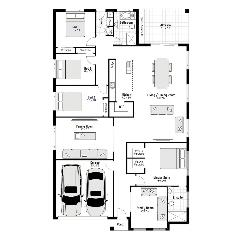 Bonsai Floorplan