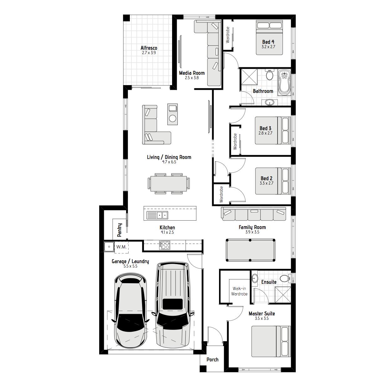Cypress MKI Floorplan