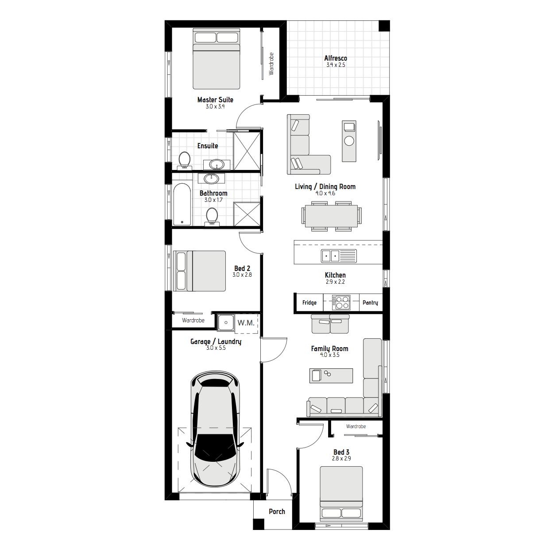 Eucalyptus MKI Floorplan
