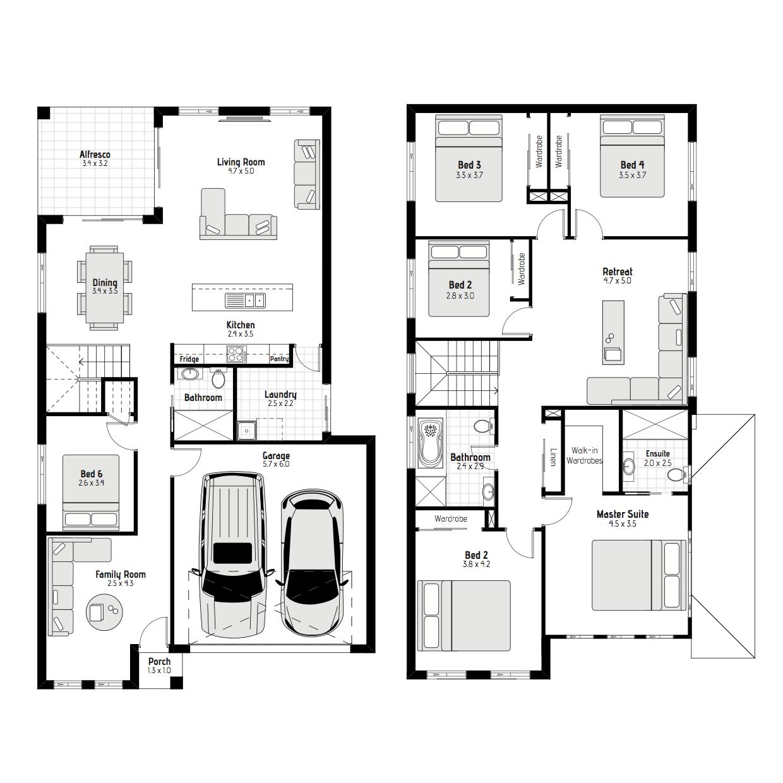 Hawkesbury MKII Floorplan