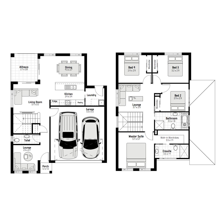 Hawkesbury MKIII Floorplan