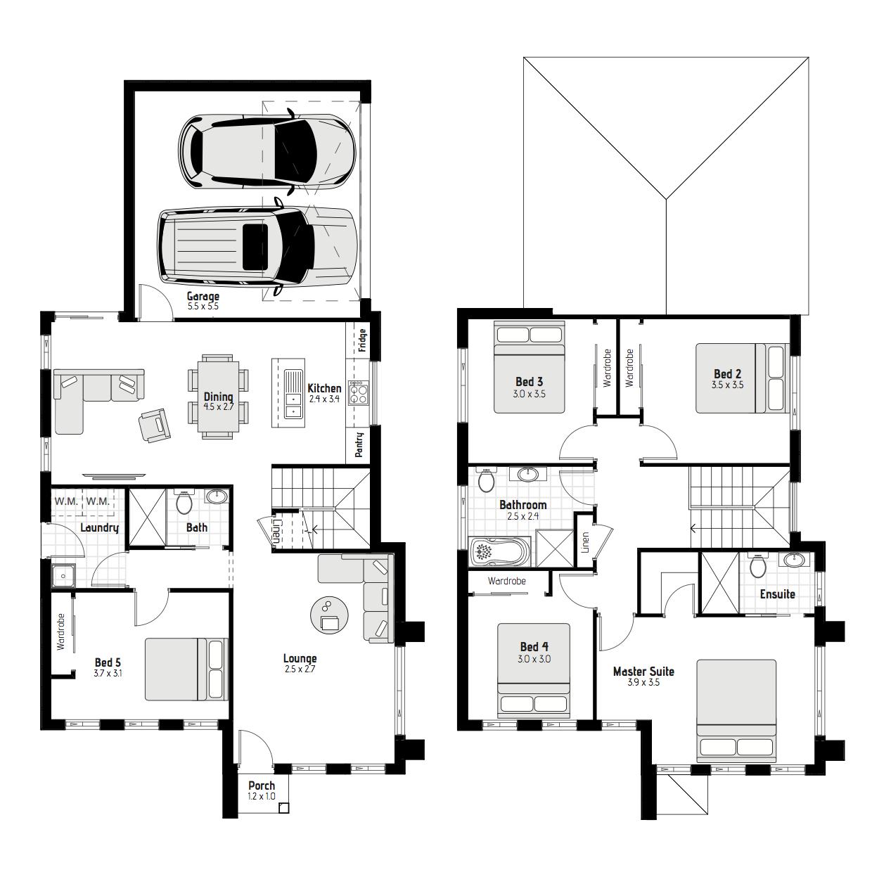 Hawkesbury MKIV Floorplan