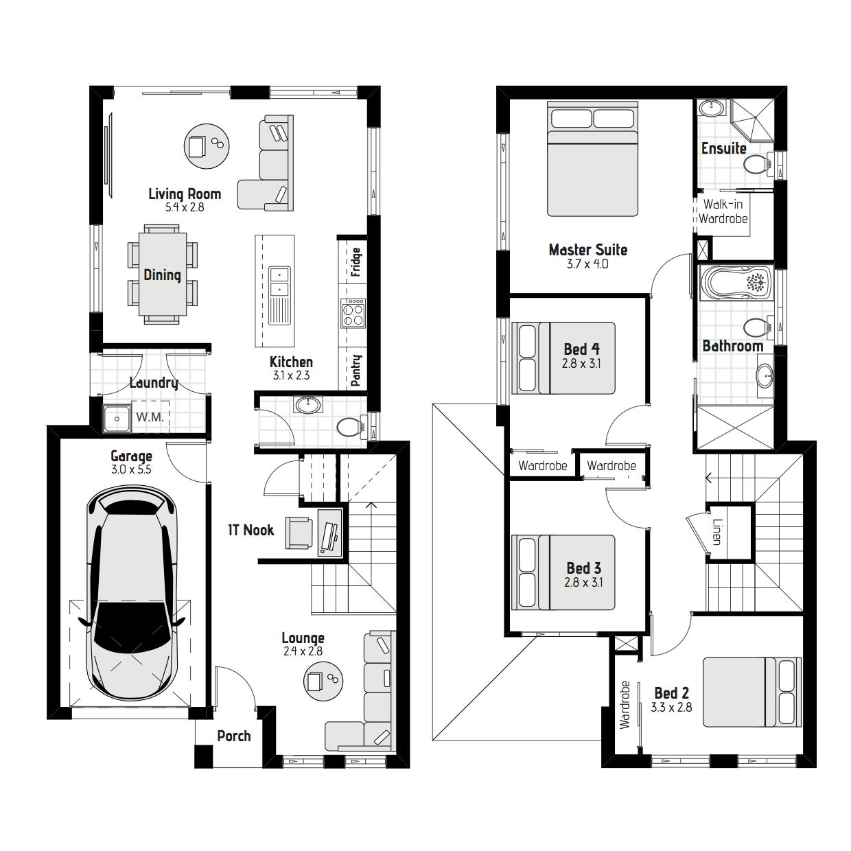 Mackay MKIV Floorplan