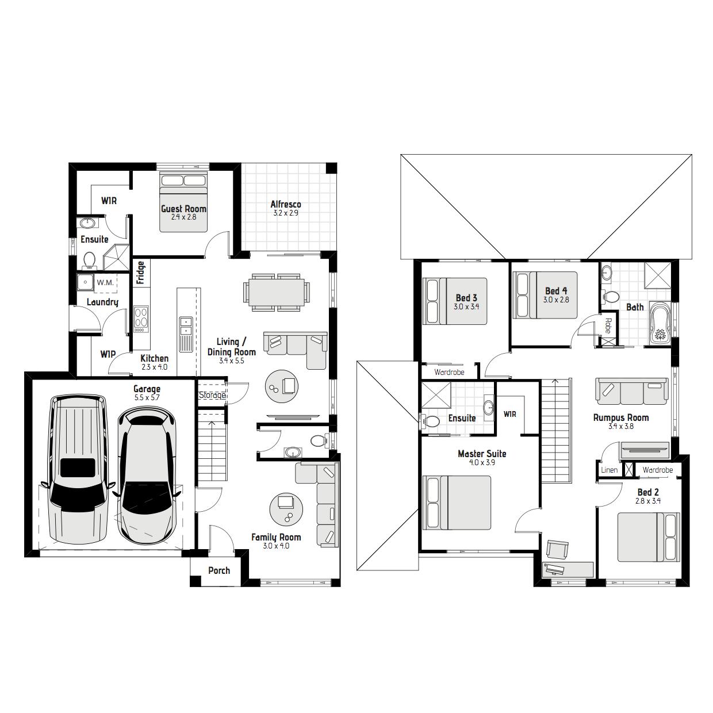 Murray MKII Floorplan