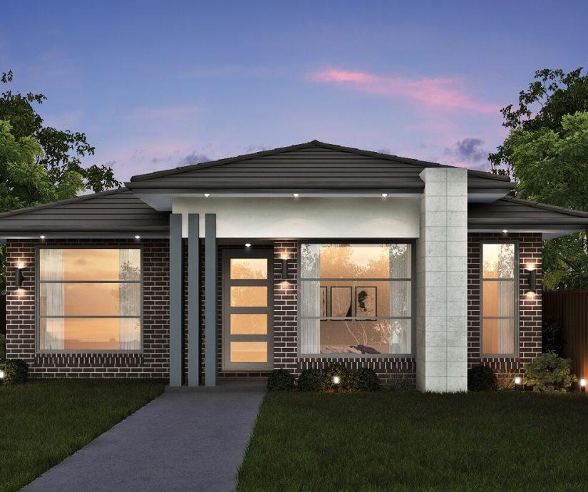 Meridian Homes Lomandra – Rear loaded