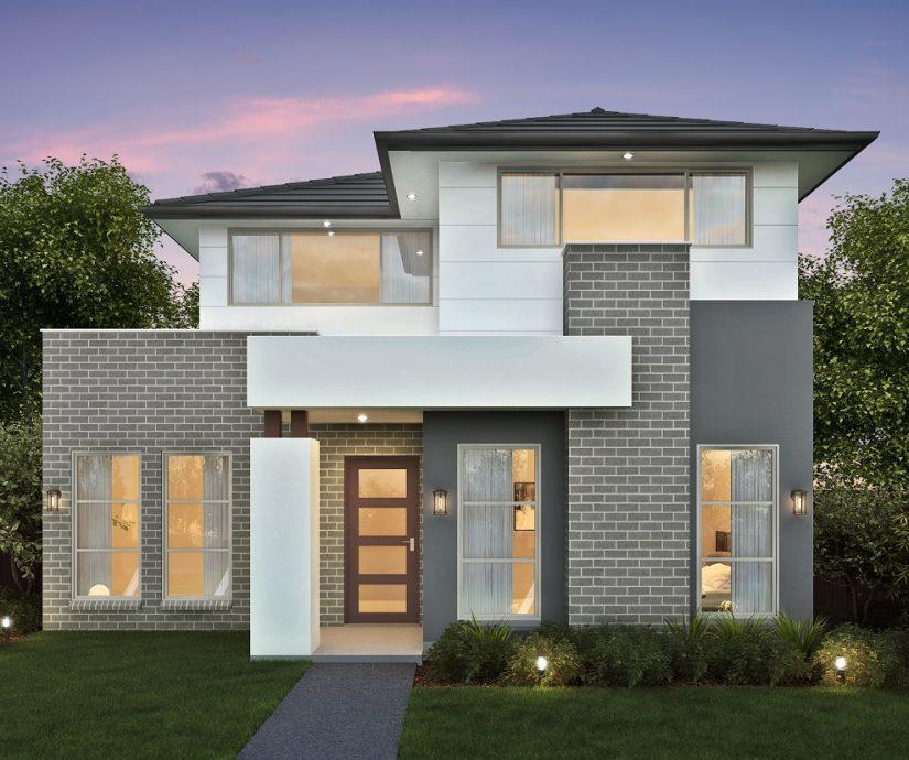 Meridian Homes Macleay MKI – Rear loaded
